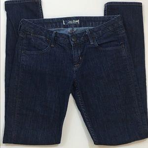 HUDSON Jeans, Dark Wash (DEW, shade 46) Size 27